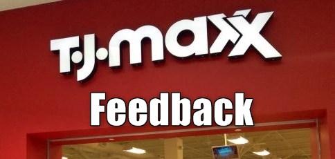 Tjmaxxfeedback