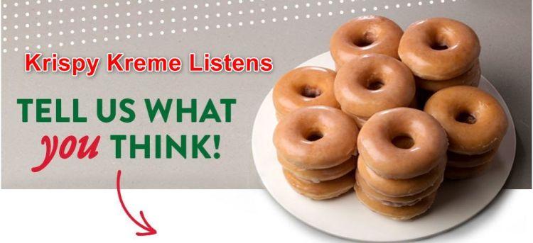 Krispy Kreme Listens